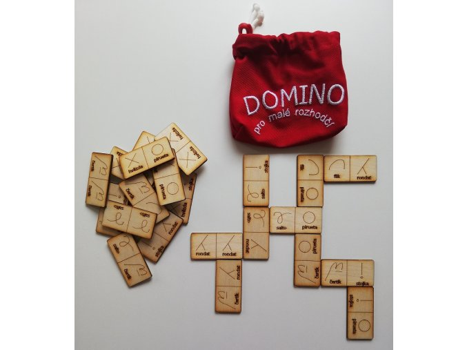 Gymnastické domino