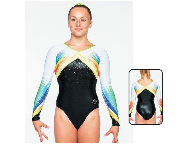 Gymnastický dres - 1520