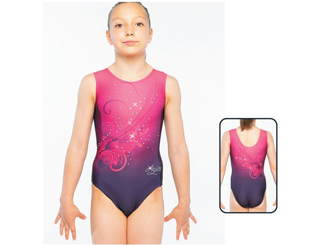 Gymnastický dres - 1549
