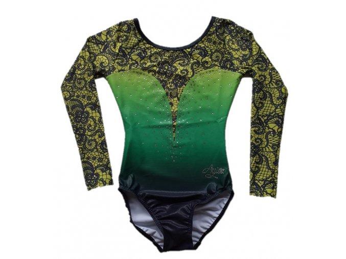 Gymnastický dres - 8798