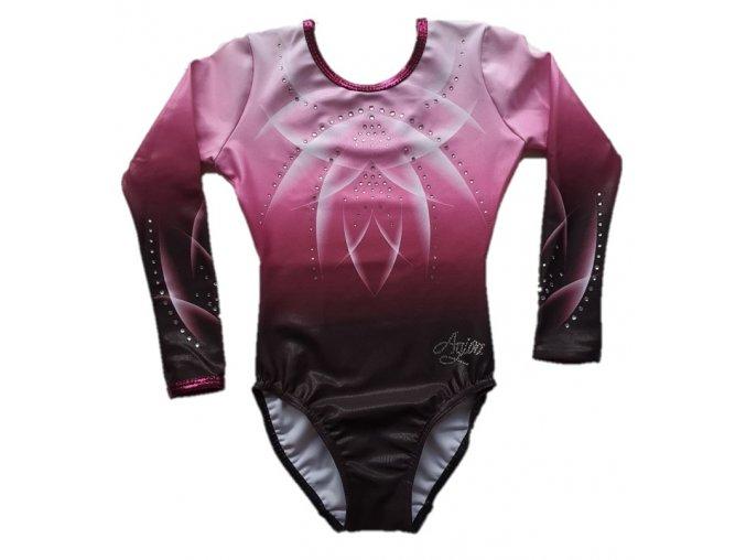 Gymnastický dres - 8681