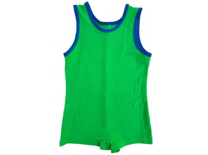 Dres Kluci David neon green, lightblue