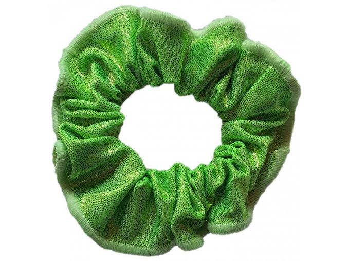 Gumička lesklá kiwi