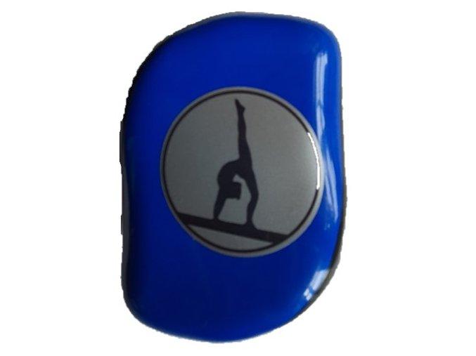 Hřeben s krytem modrý