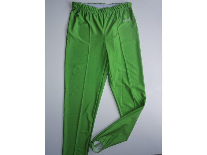 Šponovky - 1300 - zelená