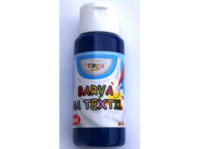 barvy na textil prussian blue 60 ml