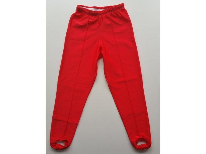 Gymnastické ŠPONOVKY - red