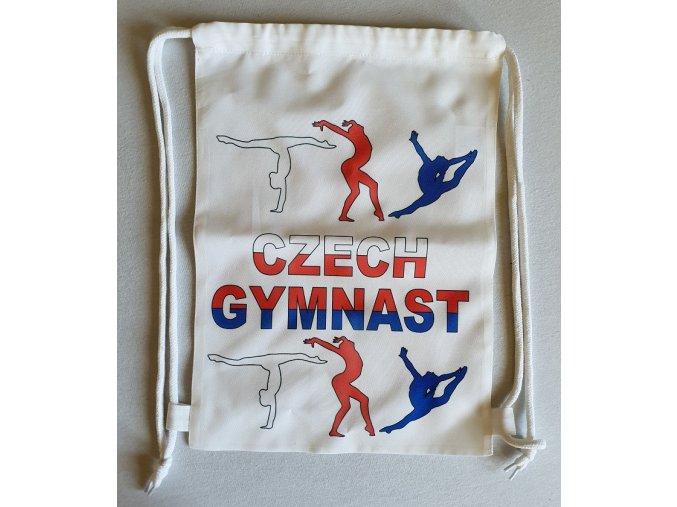 Gymsack subli Czech Gymnast