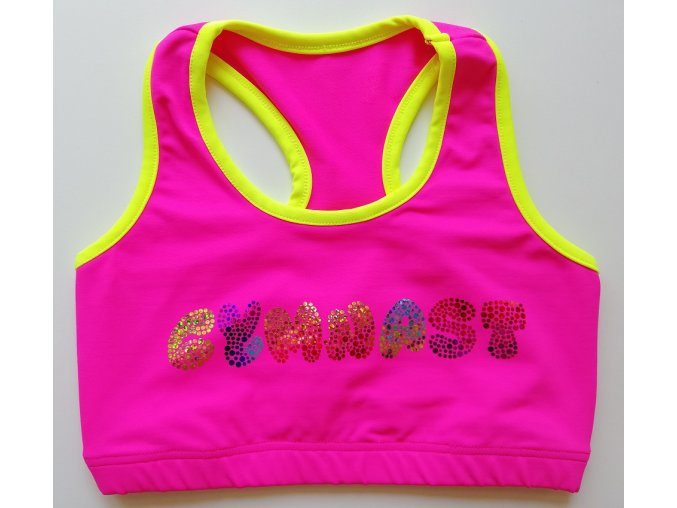 TOP pink + yellow