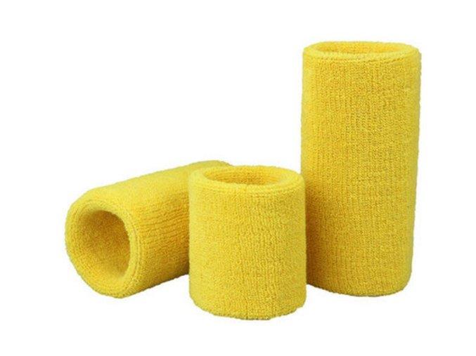 potítka žlutá