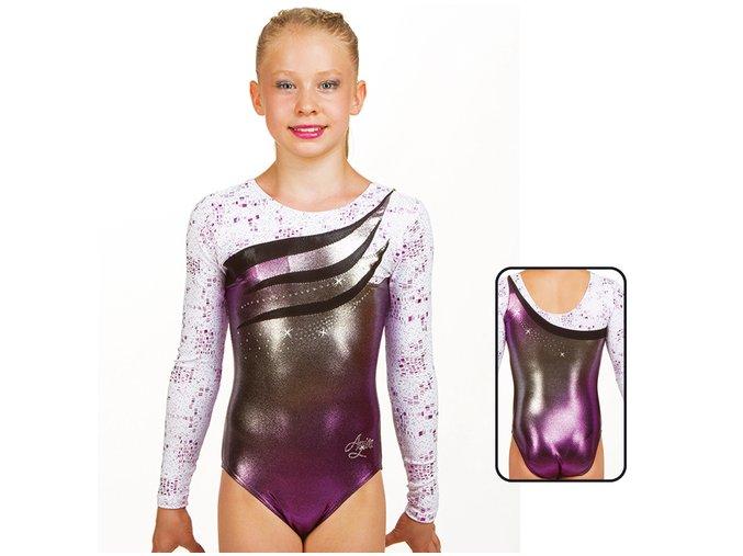 Gymnastický dres - 8942