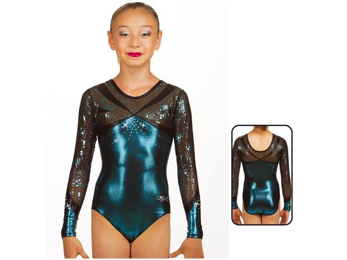 Gymnastický dres - 8936