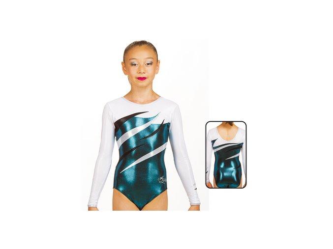 Gymnastický dres - 8899