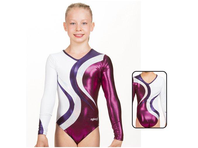 Gymnastický dres - 8879