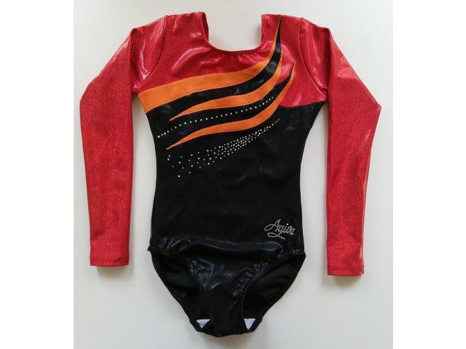 Gymnastický dres - 1567