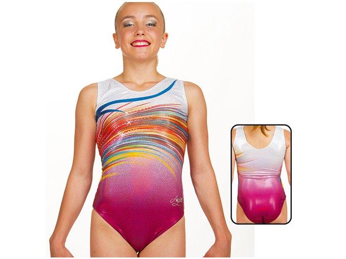 Gymnastický dres - 8924