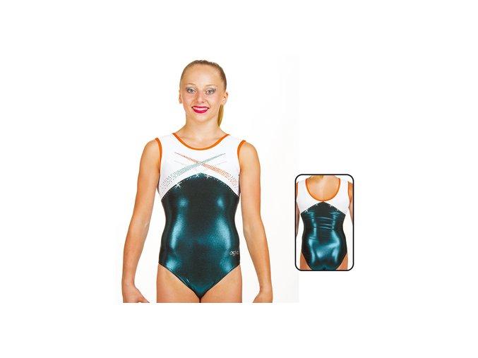 Gymnastický dres - 8911