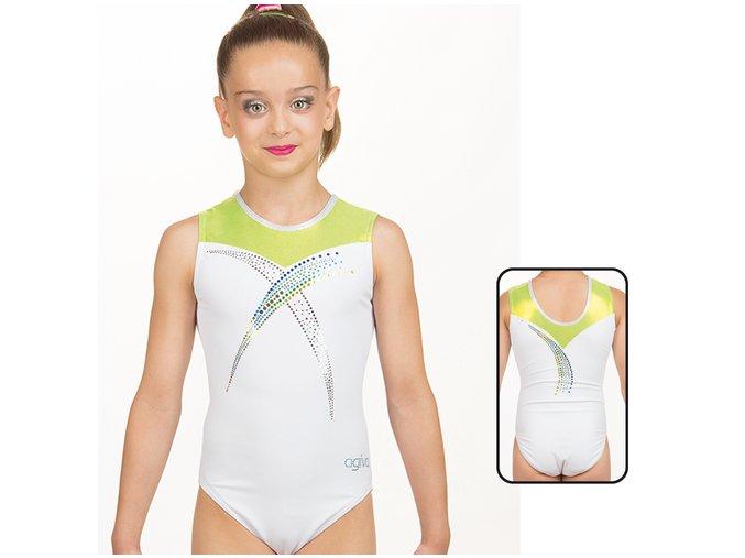 Gymnastický dres - 8866