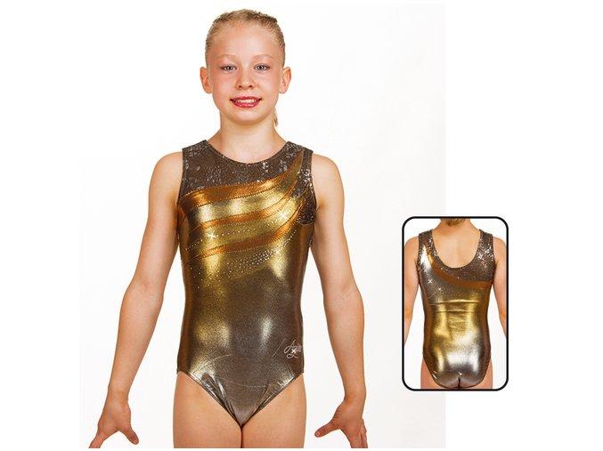 Gymnastický dres - 8941