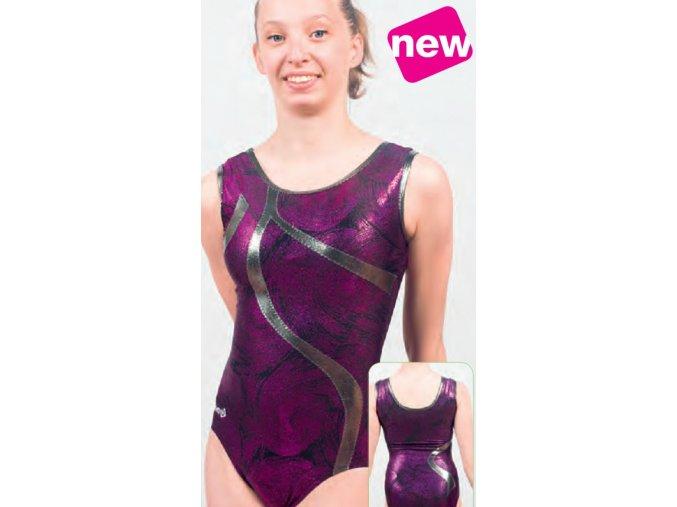 Gymnastický dres - 8609