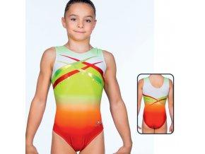 Gymnastický dres - 8659