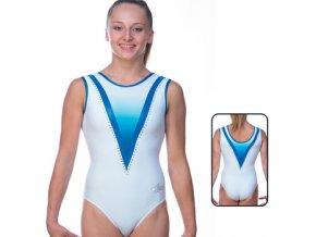 Gymnastický dres - 8631