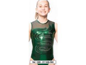 Gymnastický dres - 1926