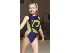 Gymnastický dres - 1509