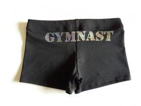 Kraťasy micro Gymnast digital1
