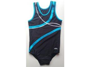 Gymnastický dres - 8001