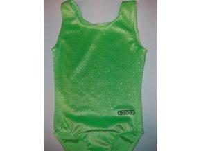 Dres Training glitters samet kiwi