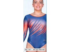 Gymnastický dres - 1811