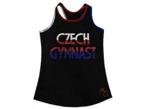 Tílko Foil Czech Gymnast