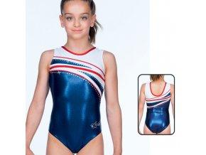Gymnastický dres - 8745