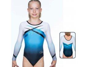 Gymnastický dres - 8655