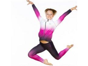 Flexdress Agiva 4602 weiss pink Jacke 416x416