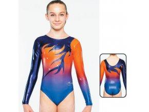 Gymnastický dres - 1573