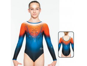 Gymnastický dres - 1570