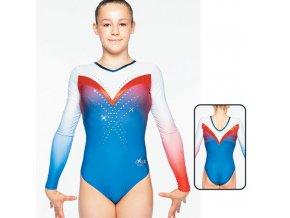 Gymnastický dres - 1578