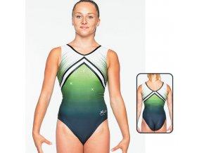 Gymnastický dres - 1522