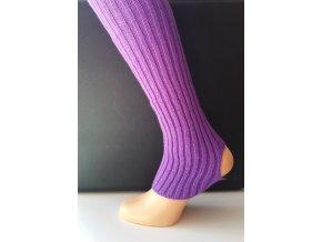 2010 - návleky - krátké - fialová