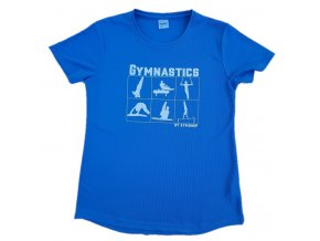 Tričko Kluci Apparatus světle modrá