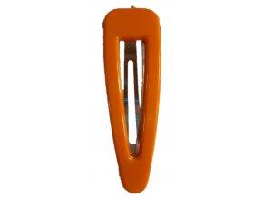 Sponky plastové oranžové