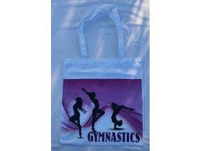 Plátěná taška - Gymnastics
