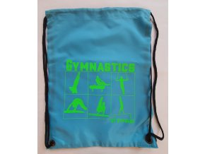 Gymsack Apparatus boys blue, green