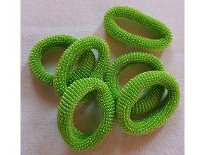 Gumičky Good zelené menší