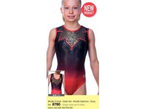 Gymnastický dres - 8780