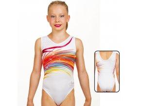 Gymnastický dres - 8912