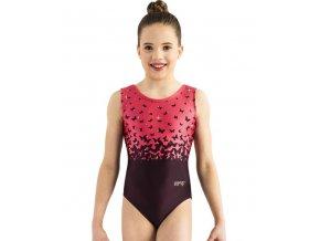 Gymnastický dres - NESSA