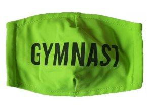 Rouška zelená Gymnast